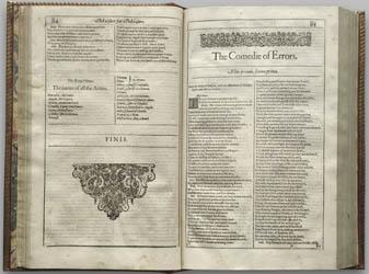 The Quartos of William Shakespeare - shakespeare's quartos  Shaf1b5